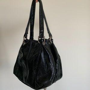 River Island Black Leather Bag 🖤